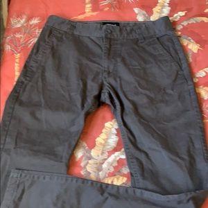 Brixton brown pants
